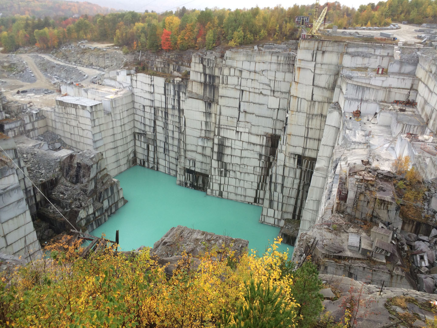 Rock Of Ages Quarry Here And Abroad