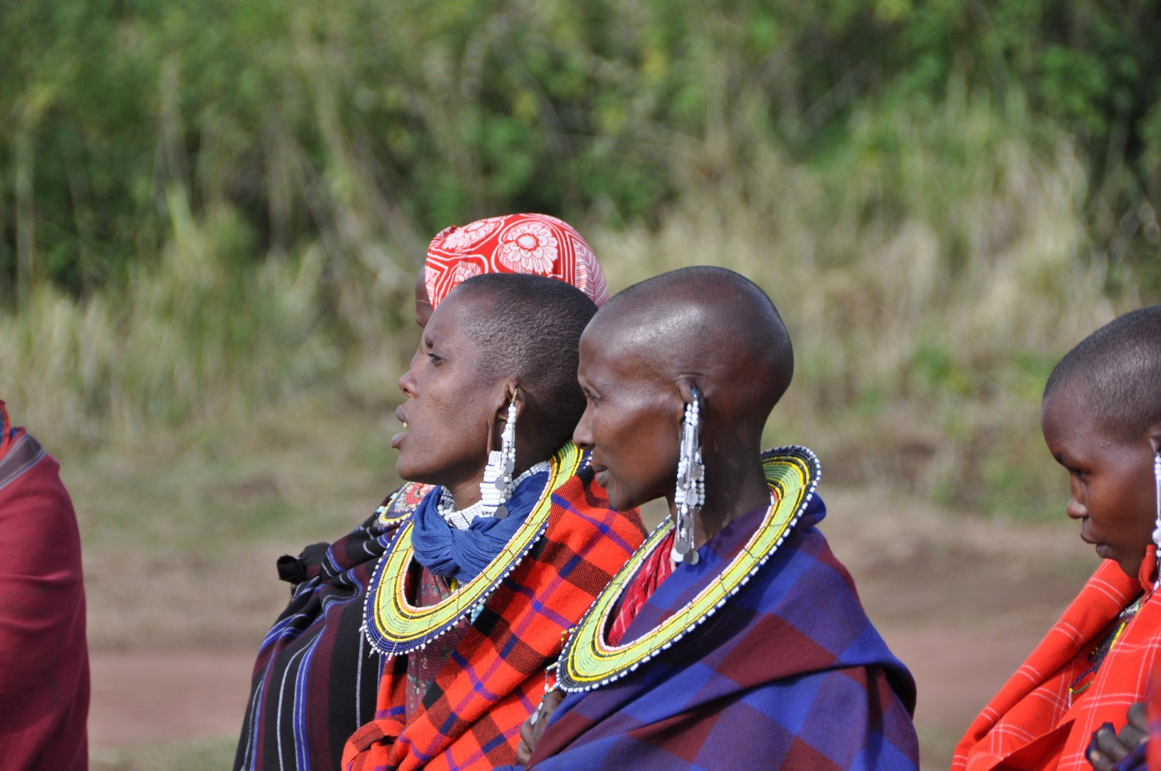massai women Salome mpongoliana was poor, lacked education, and had little control over her family's finances but when she joined a women's group and discovered beekeeping, her fortunes began to change.